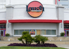 Laugh Factory Exterior and Sign Royalty Free Stock Images