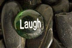 Laugh Rock 2 Royalty Free Stock Photos