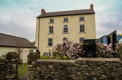Laugharne: Dylan Thomas Home Royalty Free Stock Images
