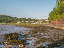 Laugharne Taf Estuary Wales Royalty Free Stock Photos
