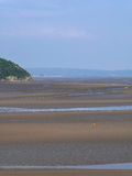 Laugharne Taf Estuary Wales Royalty Free Stock Images
