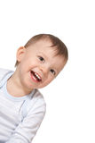 Laughing baby Stock Photos
