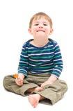 Laughing boy Stock Photo
