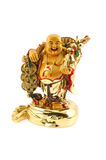 Laughing buddha Stock Image