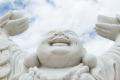 Laughing Buddha  Stock Photo