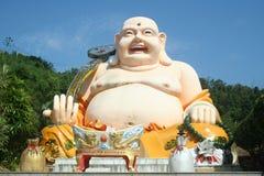 Laughing Buddha Stock Photo