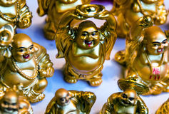 Laughing Buddha Royalty Free Stock Photo