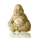 Laughing Buddha Statue Stock Image