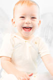 Laughing child Royalty Free Stock Photography
