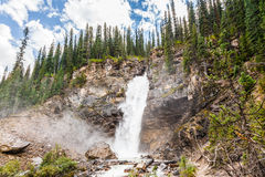 Free Laughing Falls - Yoho National Park Royalty Free Stock Image - 34822276