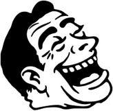 Laughing Fool Stock Image