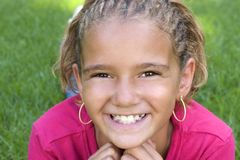 Free Laughing Girl Stock Photo - 1037580