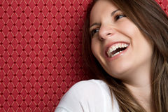 Free Laughing Girl Royalty Free Stock Photography - 14125977