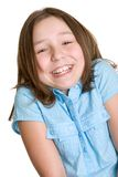 Laughing Girl royalty free stock photos