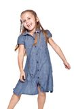 Laughing girl Stock Photography