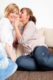 Laughing girls Stock Photo