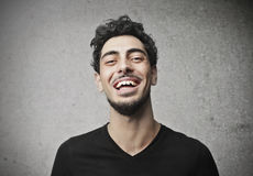 Laughing Guy Stock Images