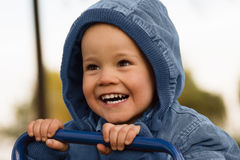 Free Laughing Happy Boy Royalty Free Stock Photography - 91350547