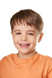 Laughing kid Royalty Free Stock Photo