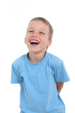 Laughing little boy Stock Photo