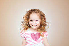 Free Laughing Little Girl Stock Photos - 69576783