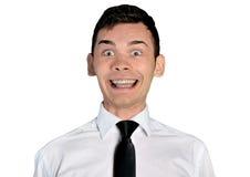 Laughing man Royalty Free Stock Photo