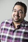 Laughing man Royalty Free Stock Photos