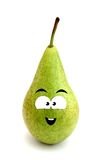 Laughing pear Stock Image