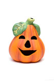 Laughing pumpkin Royalty Free Stock Photo