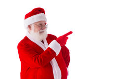 Laughing Santa Claus Royalty Free Stock Photos