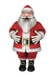 Laughing Santa Stock Photography