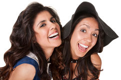 Free Laughing Sisters Stock Photo - 29465540