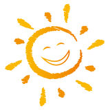 Laughing Sun Stock Images