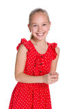Laughing young girl Royalty Free Stock Photos