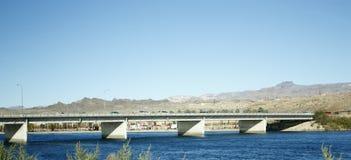 Laughlin Bridge Royalty Free Stock Photo