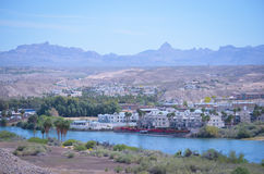 Laughlin Nevada photo libre de droits