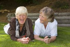 Laughter Royalty Free Stock Photo