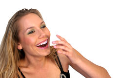 Laughter Royalty Free Stock Photos