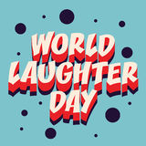Laughter Day Royalty Free Stock Photos