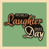 Laughter Day Stock Photo