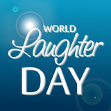 Laughter Day Royalty Free Stock Photography