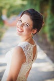 Laughter at the wedding Stock Photography