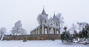 Laukuva church Royalty Free Stock Photos