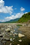 Laulong river valley , Kaohsiung City, Taiwan Stock Images