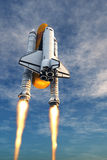 The launch Stock Photography