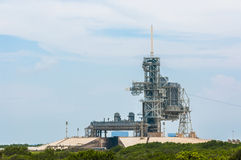 Launch pad 39 A Stock Photos