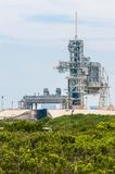 Launch pad 39 A Stock Photo