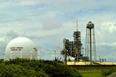 Launch Pad in Kennedy Space Centre Stock Photography