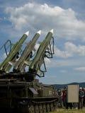 launcherraket Royaltyfri Foto