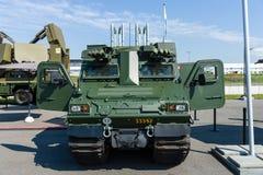 The launching missile station IRIS-T SLS Stock Image